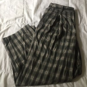 Urban Outfitter Plaid Pants